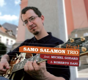 2010 top 50 downloaded jazz album: Live! by Samo Salamon